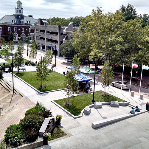 City Hall Plaza Gateway – Brockton, MA