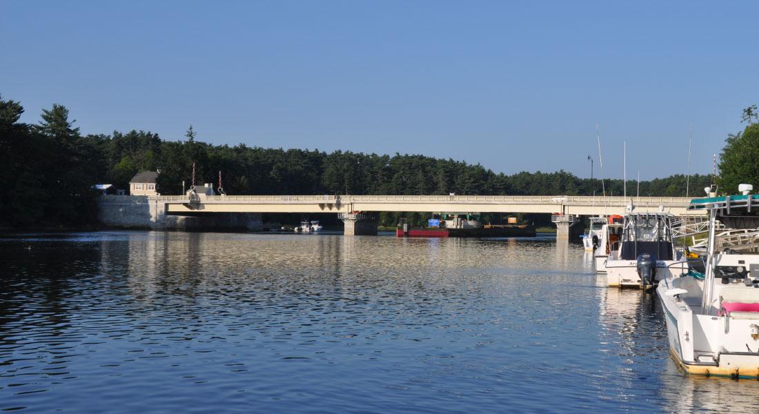 Derek Hines Memorial Bridge – Amesbury, MA