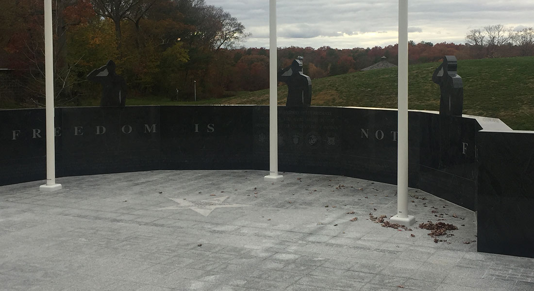 Veterans Memorial – Seekonk, MA