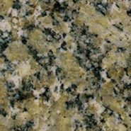 crystal gold granite polished