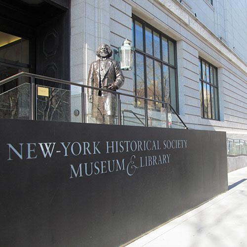 New York Historical Society – New York, NY