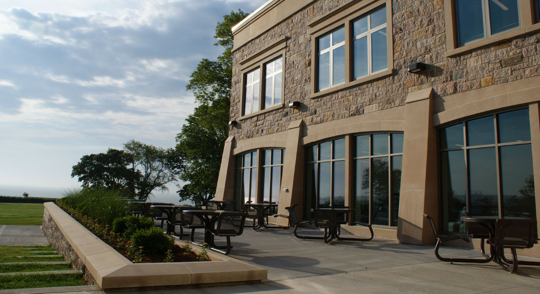 Salve Regina University – O'Hare Academic Building – Newport, RI