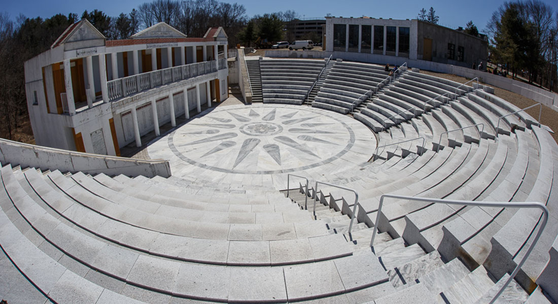 University of Connecticut Greek Theater – Storrs, CT
