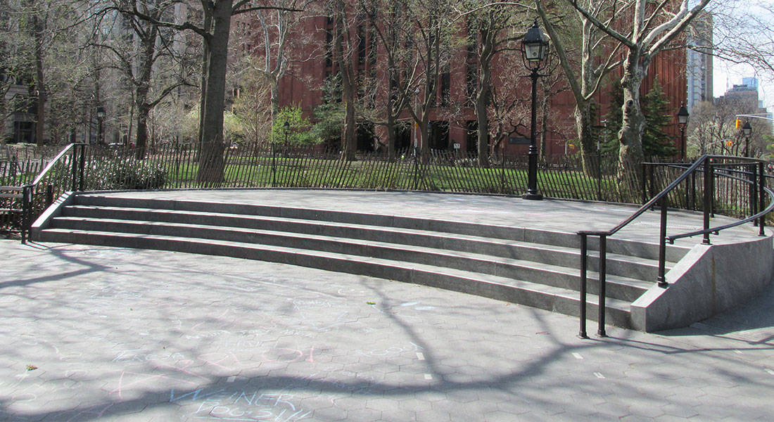 Washington Square Park – New York, NY