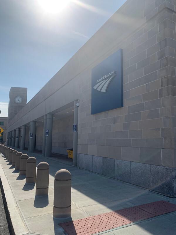 Amtrak Providence Station