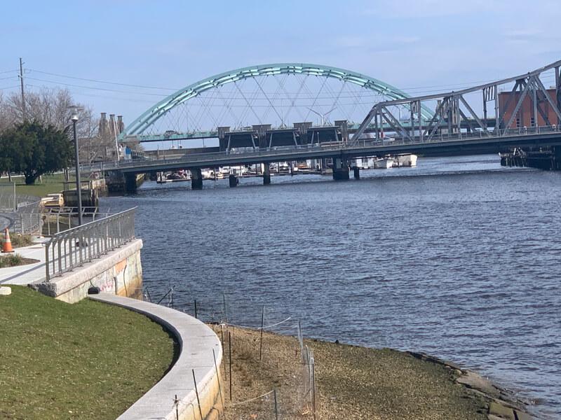 Providence Pedestrian Bridge