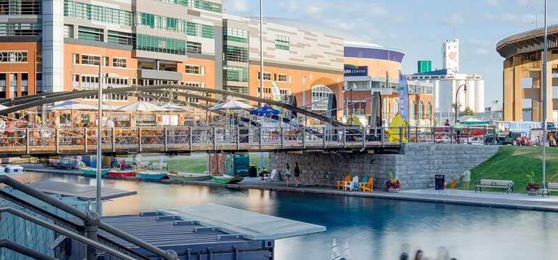 Erie Canal Inner Harbor